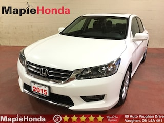 2015 Honda Accord EX-L| Backup Cam, Sunroof, Leather! Sedan