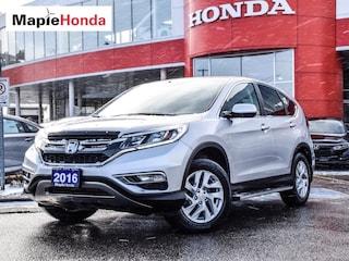 2016 Honda CR-V EX-L|Leather, Sunroof, Alloys, All-Wheel Drive! SUV