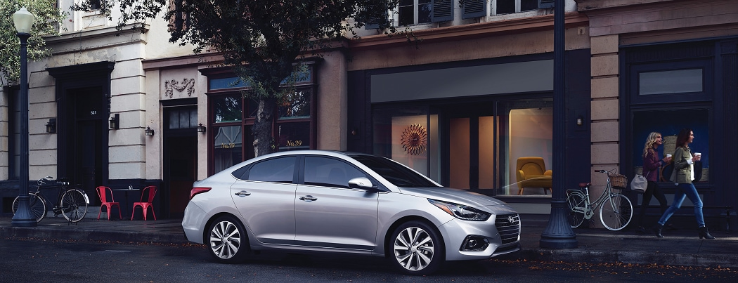2019 Hyundai Accent | Maple Hyundai