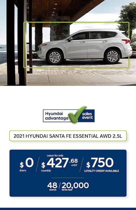 Hyundai Santa Fe Essential AWD