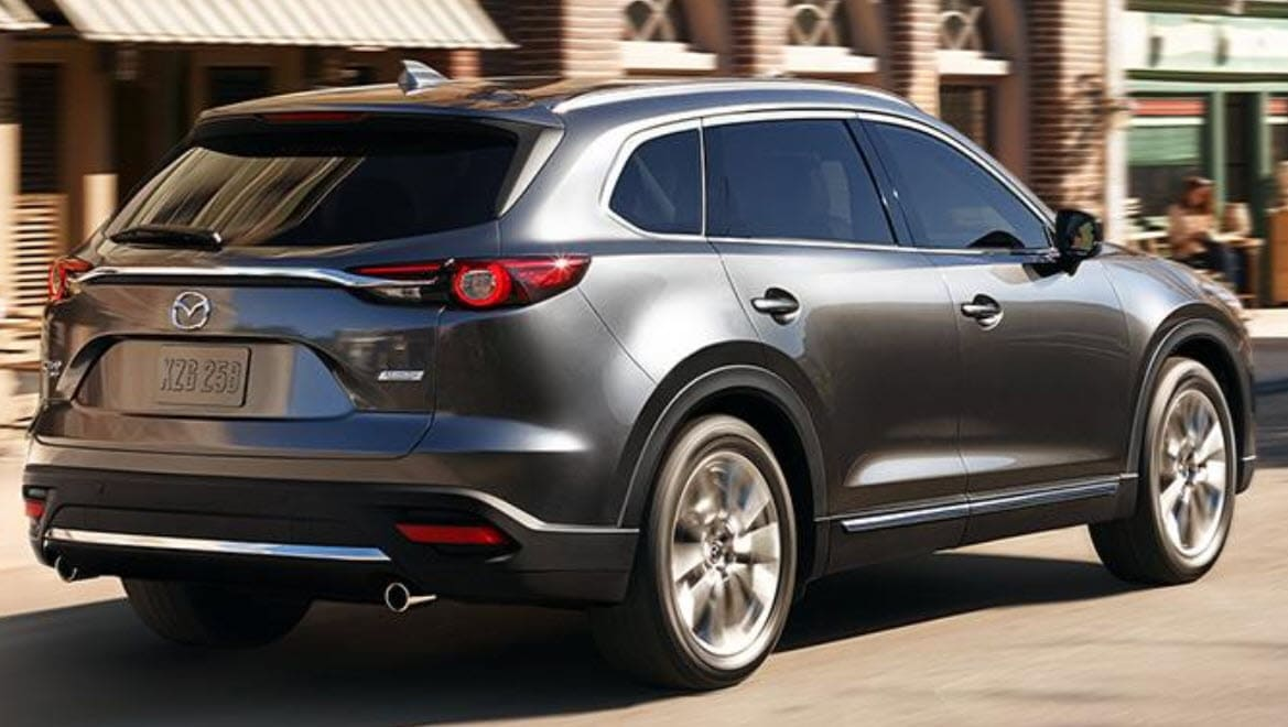 2020 CX-9 Exterior | Maple Mazda