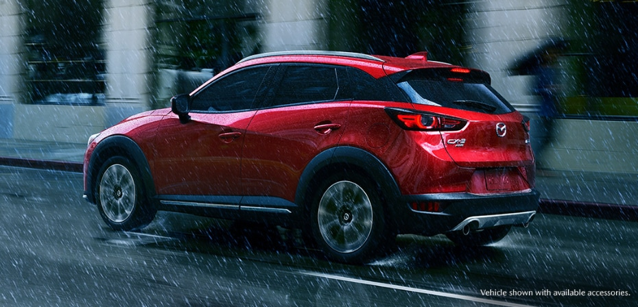 2020 CX-3 exterior| Maple Mazda