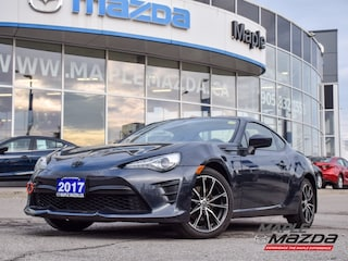 2017 Toyota 86 Man One Owner..Like New..Extended Warranty Coupe