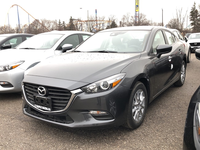 2018 Mazda Mazda3 GS - Heated Seats - Auto-AC-Bluetooth-One Owner Sedan