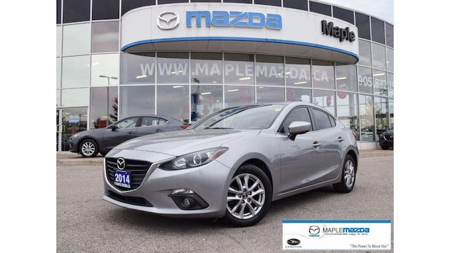 2014 Mazda Mazda3 GS-SKY - Auto-AC-Bluetooth-One Owner Sedan