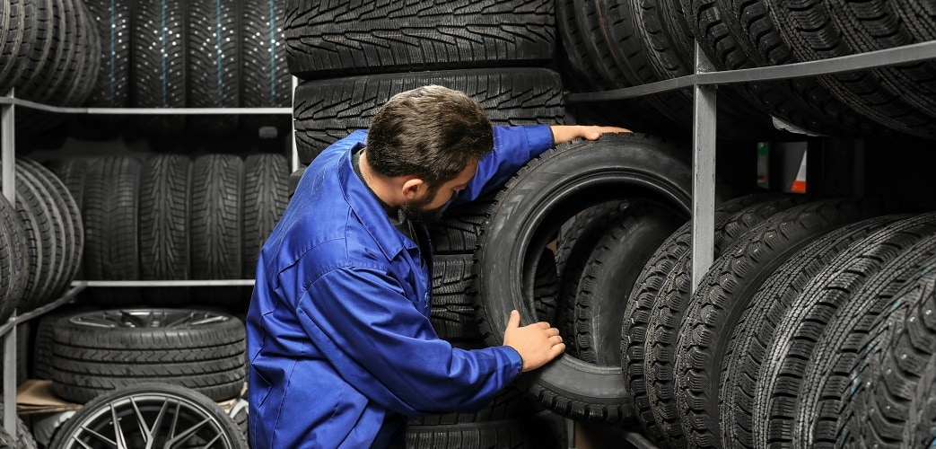 Tire Storage & Services in Maple, Ontario