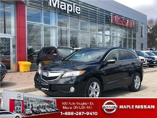 2015 Acura RDX Tech AWD-Leather, Roof, Navi, Alloys! Sport Utility