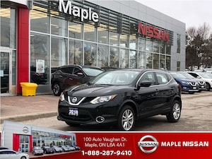 2018 Nissan Qashqai SV AWD-ROOF,Alloys,Emergency Braking!