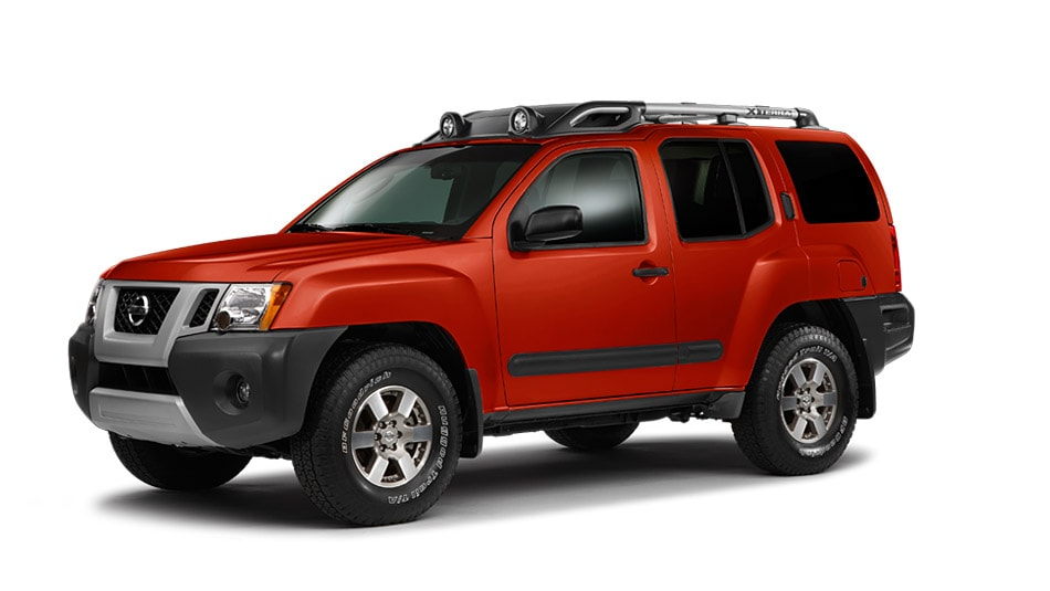 2013 nissan xterra special offers maple nissan. Black Bedroom Furniture Sets. Home Design Ideas