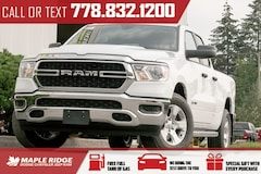 2019 Ram All-New 1500 Tradesman Truck Quad Cab