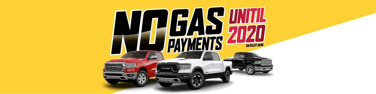 No Gas Payments Till 2020 | Maple Ridge Chrysler Jeep Dodge