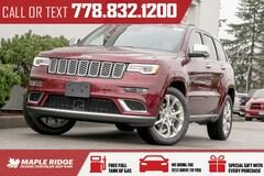 2019 Jeep Grand Cherokee Summit 4x4 SUV