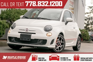 2013 FIAT 500 Sport Turbo Hatchback