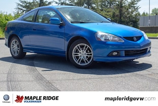 2005 Acura RSX PREM BC CAR, SUPER LOW KM, GREAT PRICE! Coupe