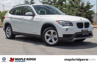 2013 BMW X1 28i BC CAR, ALL-WHEEL DRIVE, GREAT VALUE! SUV