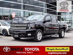 2013 Chevrolet Silverado 1500 4X4 LTZ PKG - 1 OWNER Leather Bluetooth Excellent  Truck Crew Cab