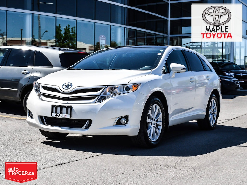 2016 Toyota Venza >> Used 2016 Toyota Venza For Sale At Maple Toyota Vin 4t3ba3bb0gu077432