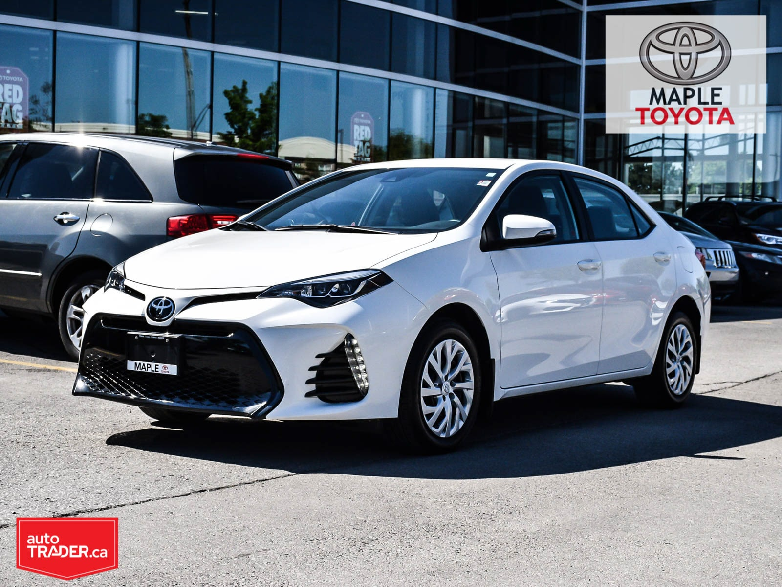 2017 Toyota Corolla SE - SOLD, PENDING DELIVERY Sedan