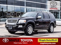 2007 Ford Explorer AWD LIMITED NAVIGATION LEATHER MOONROOF - AS IS SUV
