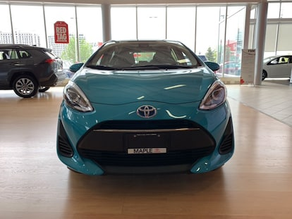 New 2019 Toyota Prius c For Sale at Maple Toyota | VIN: JTDKDTB37K1630018