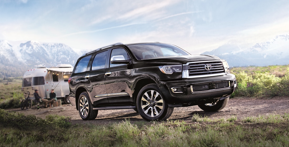 New Toyota Sequoia - Maple Toyota