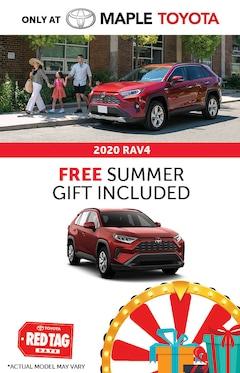 2020 Toyota RAV4 August Special