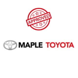 Get Your Credit Application Approved | Maple Toyota