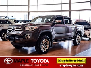 2018 Toyota Tacoma Limited V6 *DEMO* Truck Double Cab
