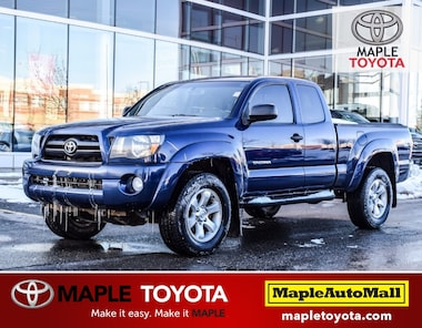 2006 Toyota Tacoma V6 4X4 ACCESS CAB AS-IS Truck