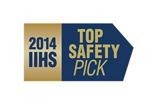 2014 IIHS Top Safety Pick - Maple Toyota