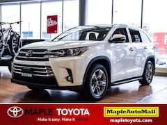 2019 Toyota Highlander Limited AWD, NAV, PARKING SENSORS, POWER LIFTGATE SUV