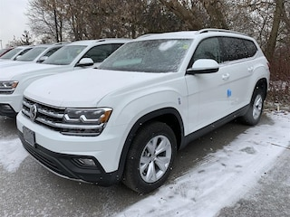 2019 Volkswagen Atlas Comfortline 2.0T 8sp at w/Tip