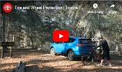 Toyota Tire and Wheel Protection Video