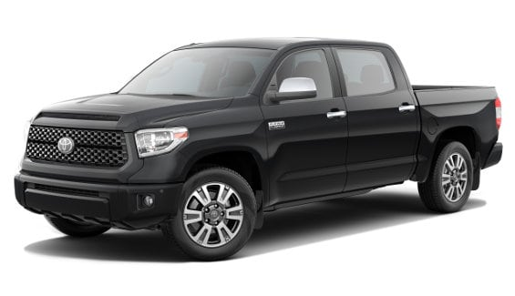 Viewing the 2019 Toyota Tundra