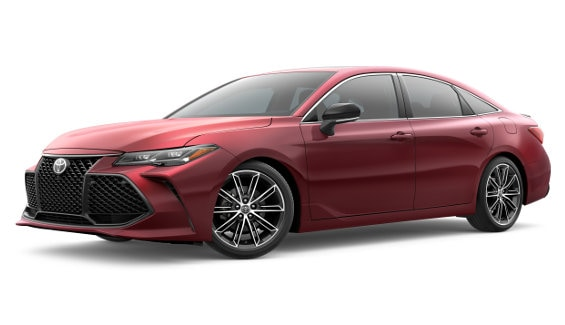 Viewing the 2019 Toyota Avalon