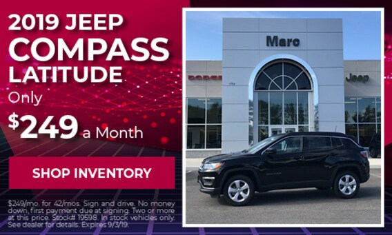 New & Used Jeep, Ram, Chrysler, Dodge in Maine | Marc Motors