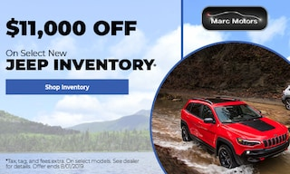 July $11,000 off Select Inventory