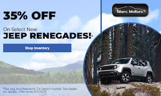 July 35% off Renegades