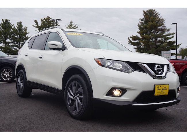 Used 2016 Nissan Rogue SL AWD SL  Crossover in Sanford ME