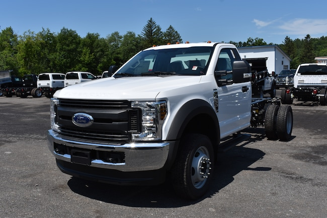 2018 Ford F450 Super Duty F-450 XL CAB CHASSIS