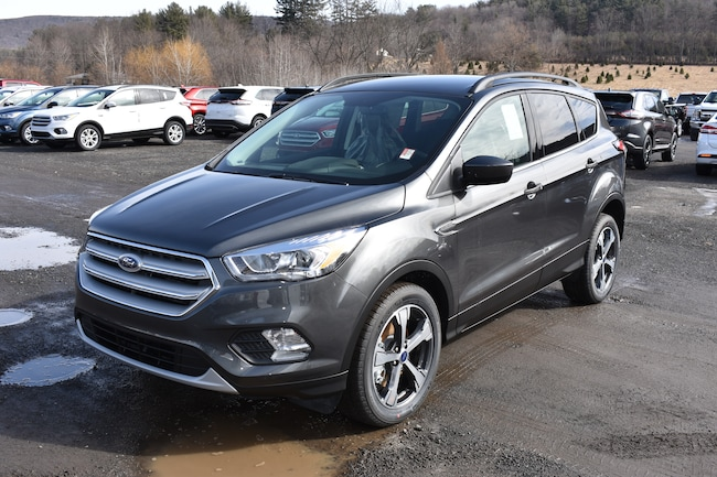 2018 Ford Escape SEL WAGON