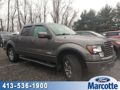 Used 2012 Ford F-150 FX4 4WD SuperCrew 145 FX4 For Sale In Holyoke, MA