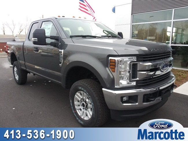 2019 Ford Super Duty F-250 SRW XLT XLT 4WD SuperCab 8 Box For Sale In Holyoke MA