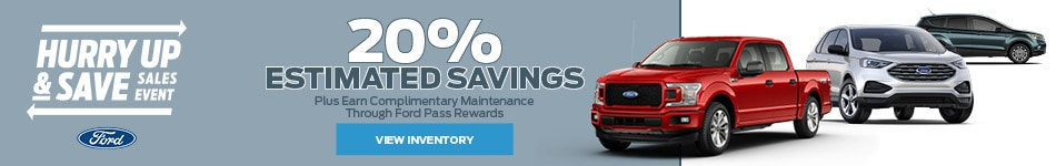 20% Estimated Savings 7/16/2019