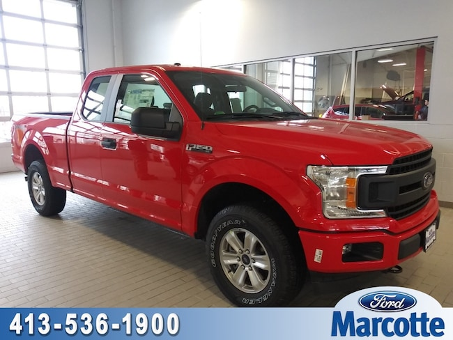 2019 Ford F-150 XL XL 4WD SuperCab 6.5 Box For Sale In Holyoke MA