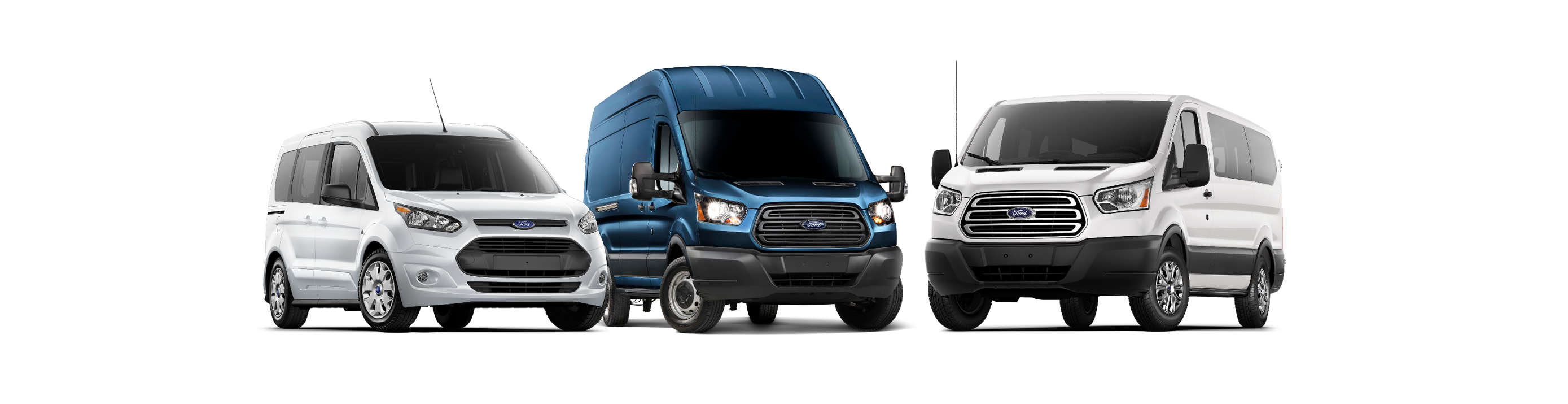 Scout Your Future Ford Transit Van With Our Team