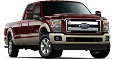 F-250 Truck Image, Ford Dealers MA