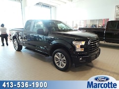 2017 Ford F-150 XL XL 4WD SuperCab 6.5 Box For Sale In Holyoke, MA