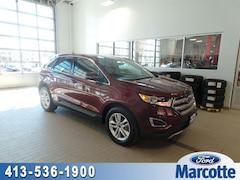 Used 2015 Ford Edge SEL SEL AWD For Sale In Holyoke, MA
