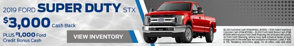 2019 Ford Super Duty STX
